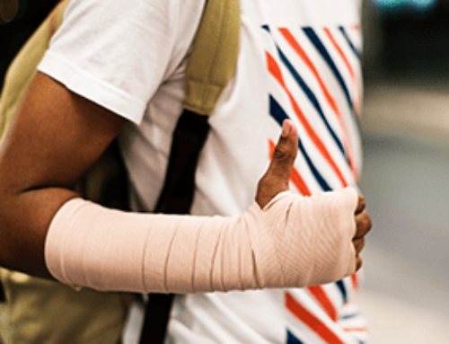 3 Things to Know When Your Child Has A Sprain